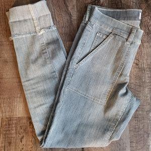 Size 0 Loft jeans